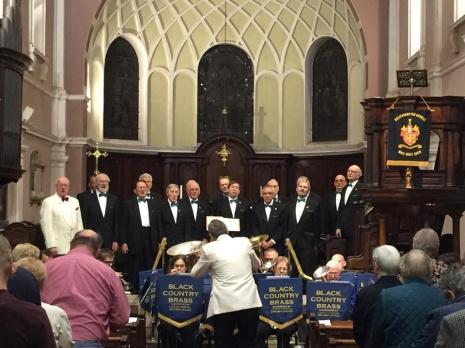 Jerusalem with the Orpheus Choir