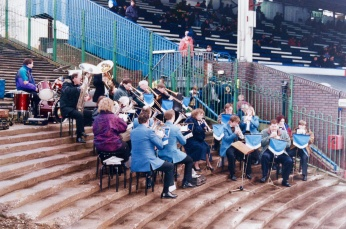 At the Albion 1995